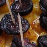 Morcela com ananás dos Açores