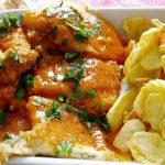 Bacalhau Frito à Moda dos Açores
